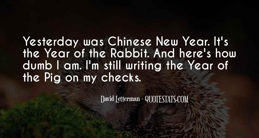 Quotes About Chinese New Year #505603