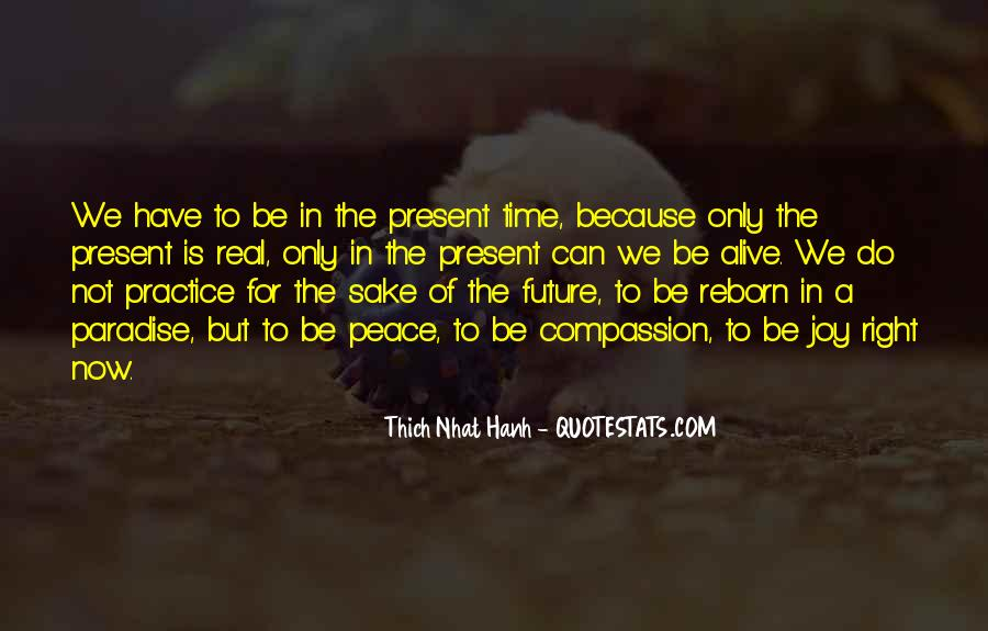 Quotes About Compassion Thich Nhat Hanh #1064636