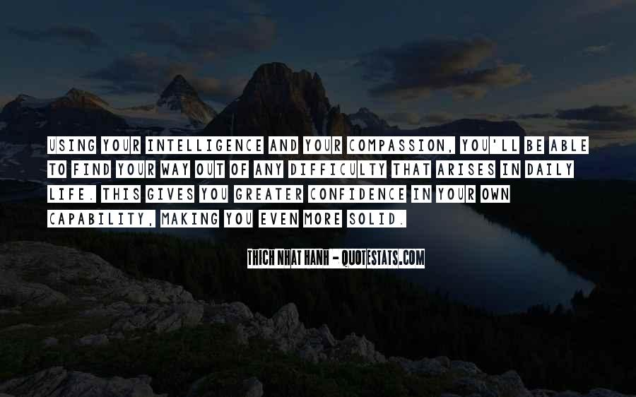 Quotes About Compassion Thich Nhat Hanh #1142583