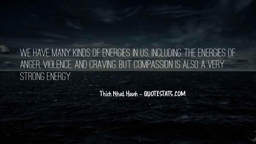 Quotes About Compassion Thich Nhat Hanh #1578085