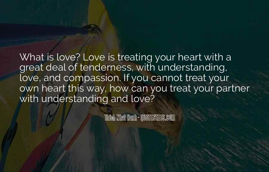 Quotes About Compassion Thich Nhat Hanh #1757283