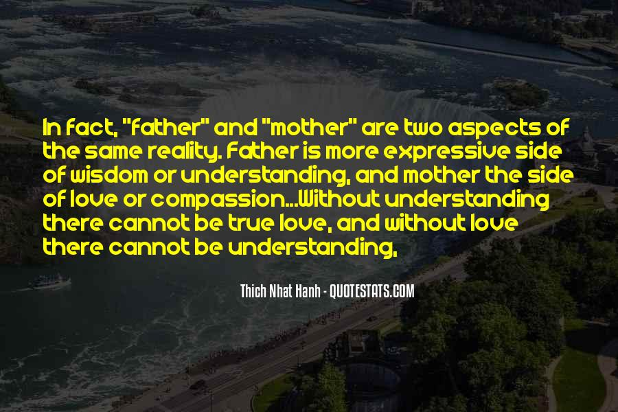 Quotes About Compassion Thich Nhat Hanh #283864