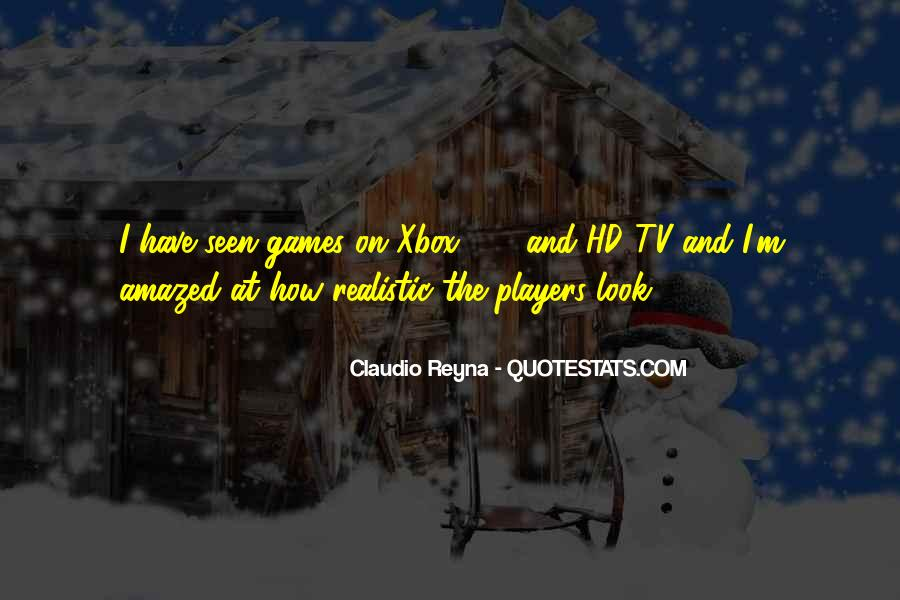Quotes About The Xbox 360 #638190