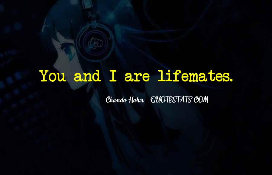 Chanda Quotes #100872