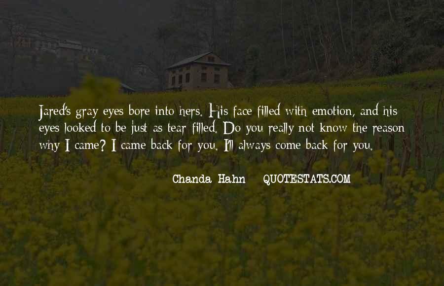 Chanda Quotes #1187739