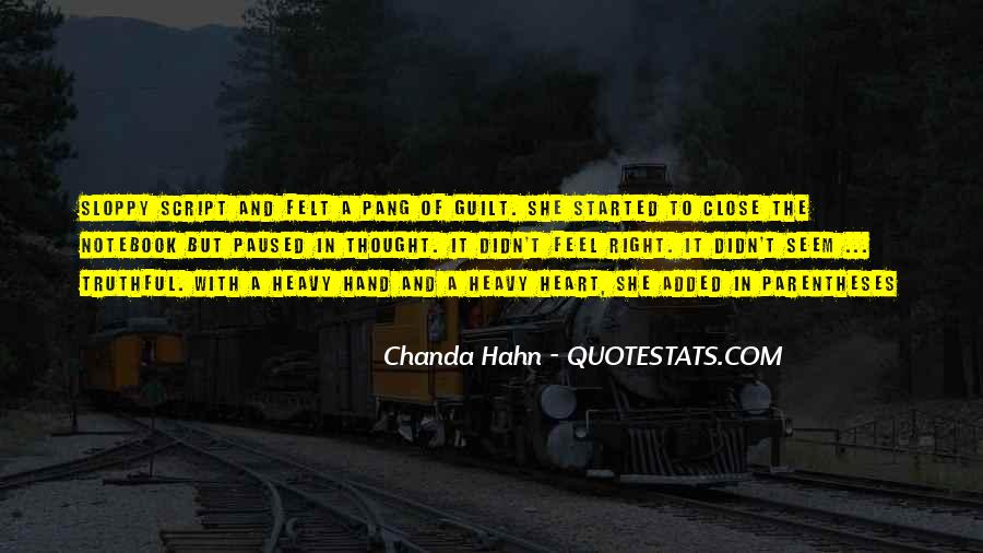 Chanda Quotes #1587304