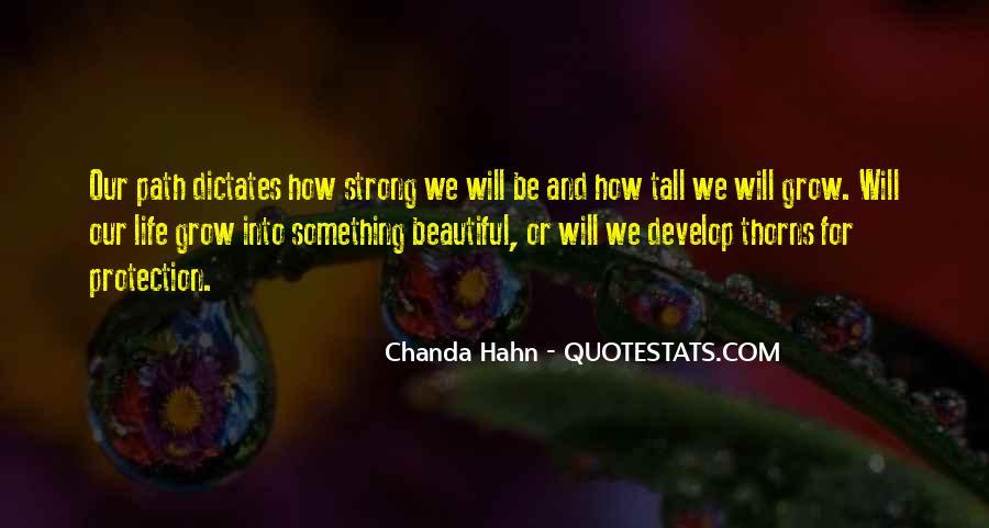 Chanda Quotes #1629330