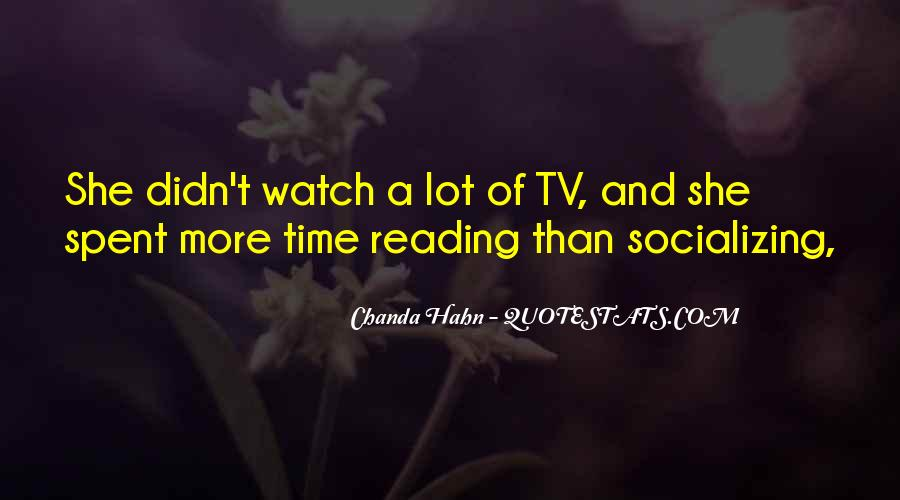Chanda Quotes #1675508
