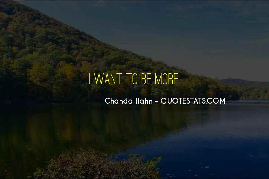 Chanda Quotes #176864