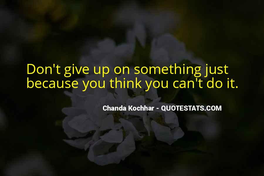 Chanda Quotes #1789100