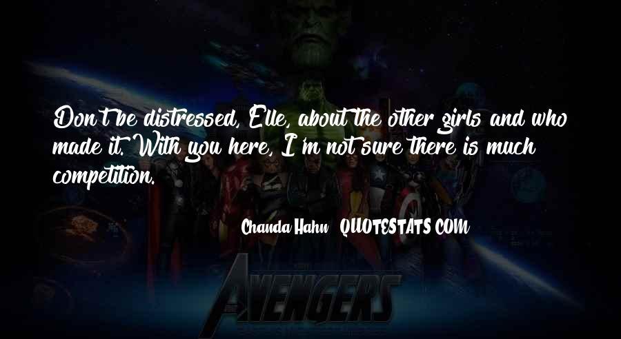Chanda Quotes #224693