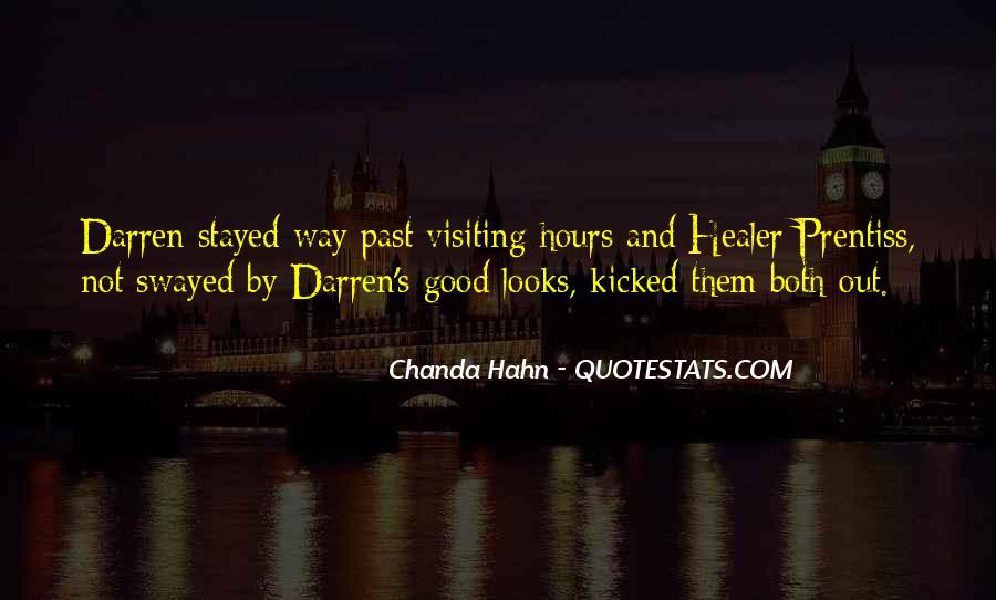 Chanda Quotes #31966