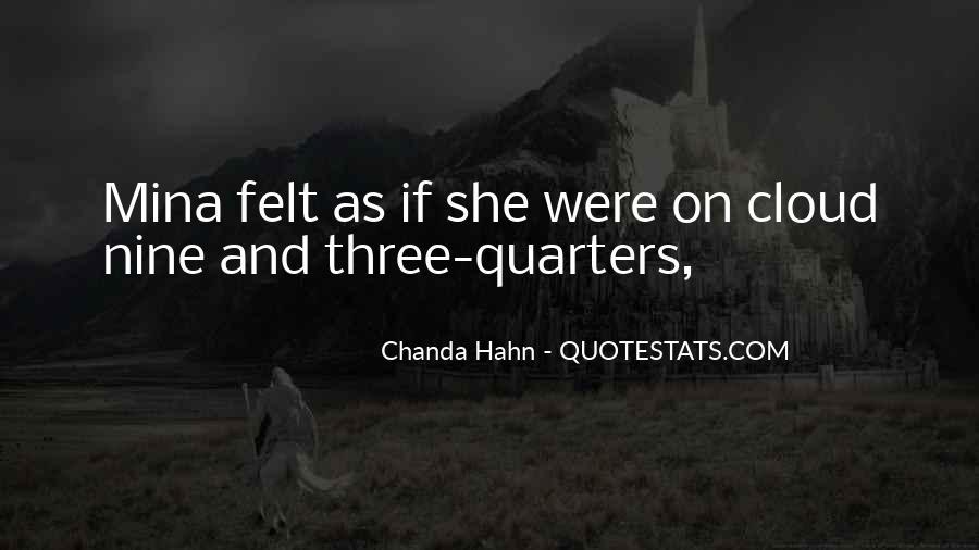 Chanda Quotes #362075