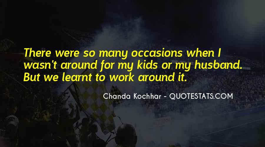 Chanda Quotes #367584