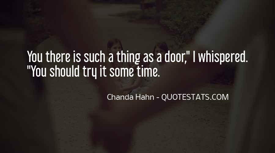 Chanda Quotes #547295