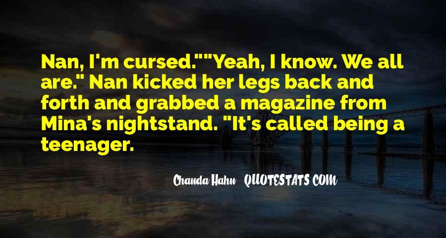 Chanda Quotes #870318