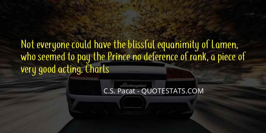 Charls Quotes #1055011