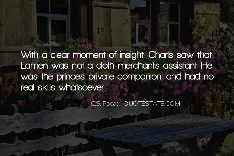 Charls Quotes #503204