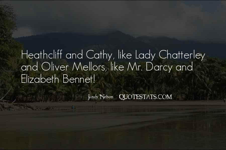 Chatterley's Quotes #1025422