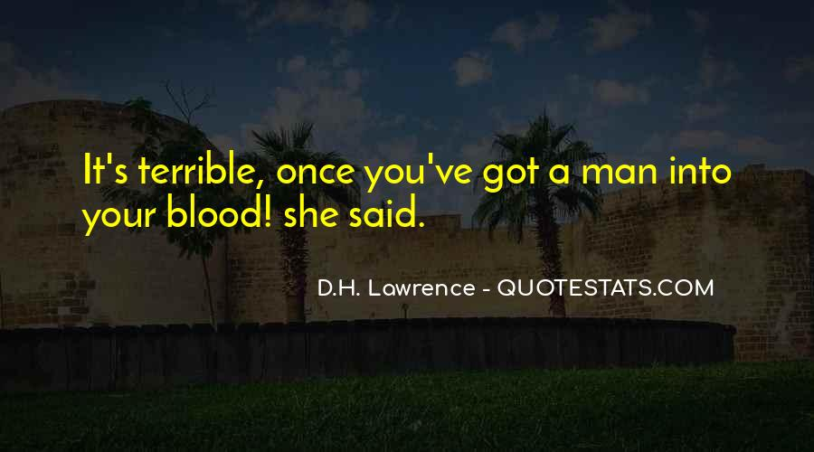 Chatterley's Quotes #1773375