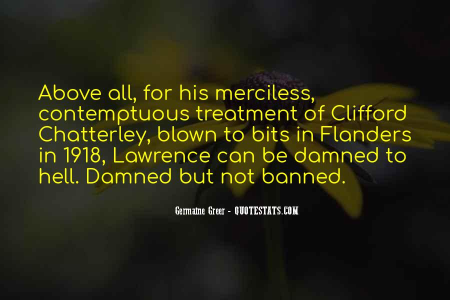 Chatterley's Quotes #841349