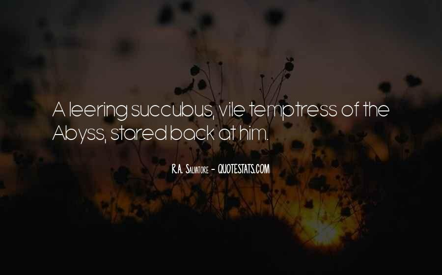 Quotes About Succubus #1802136