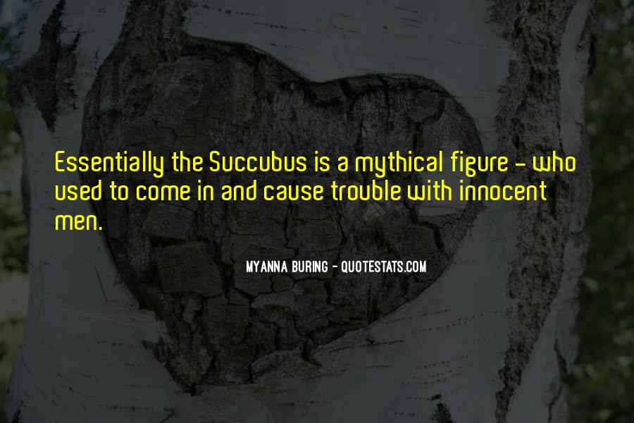 Quotes About Succubus #353963