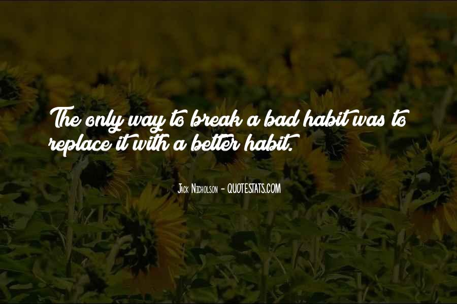 Quotes About Cigar Smoking #1481775