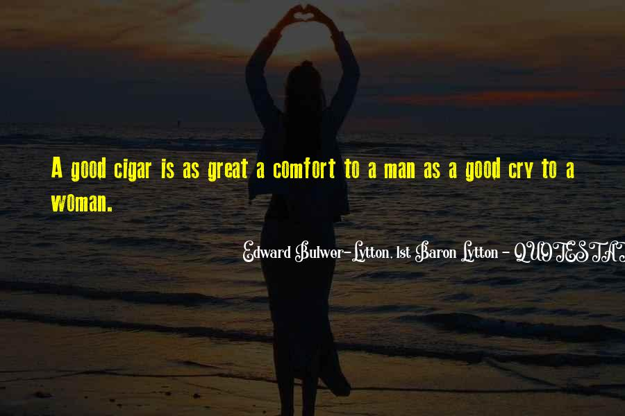 Quotes About Cigar Smoking #1825114