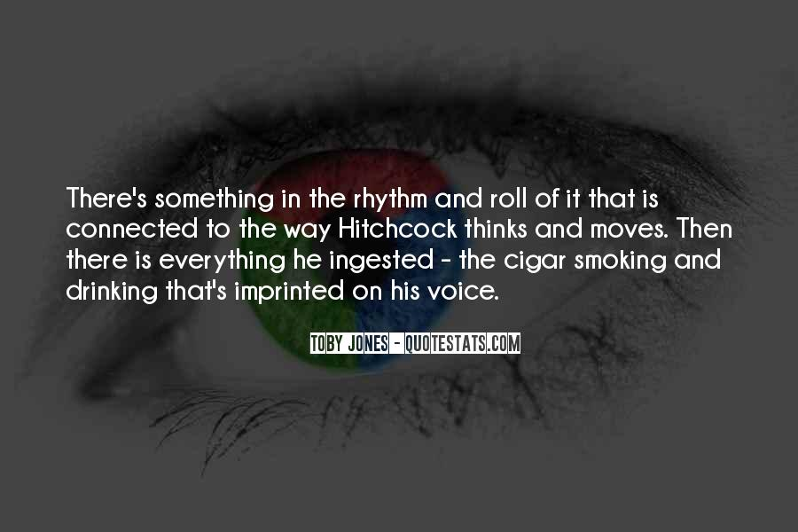 Quotes About Cigar Smoking #1837377