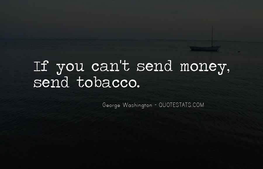 Quotes About Cigar Smoking #378877