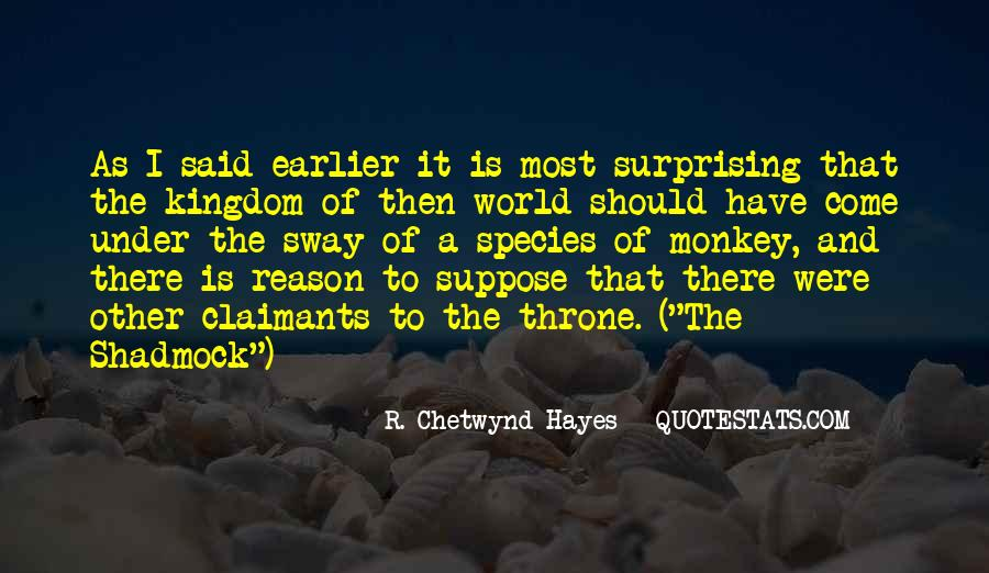 Chetwynd Quotes #571082