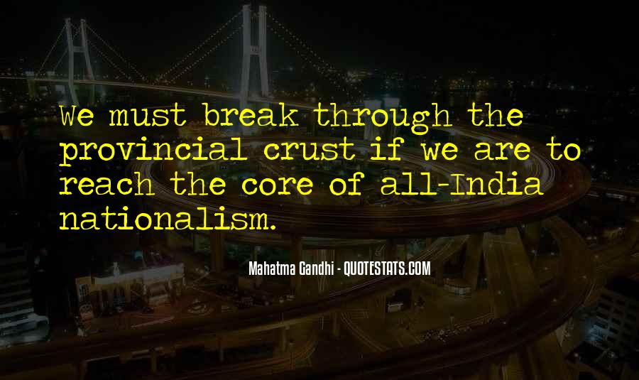 Quotes About Nationalism In India #1198671