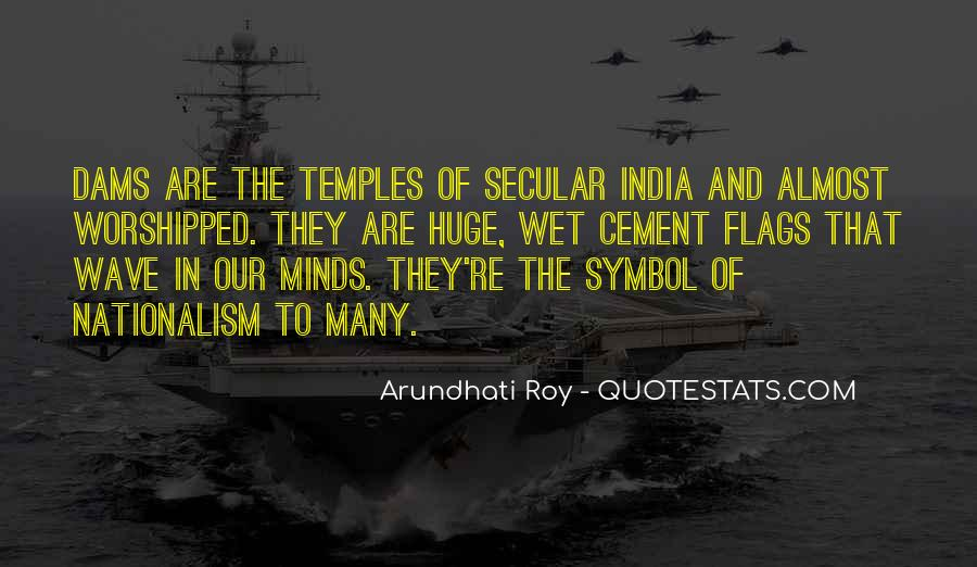Quotes About Nationalism In India #698617
