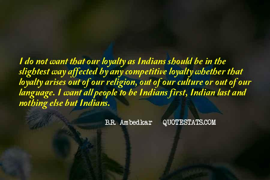 Quotes About Nationalism In India #905001