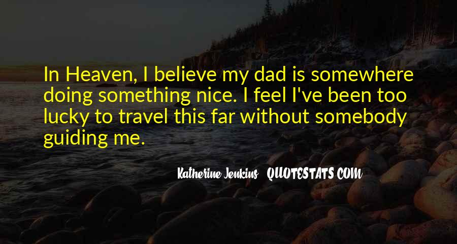 Quotes About A Dad In Heaven #23290