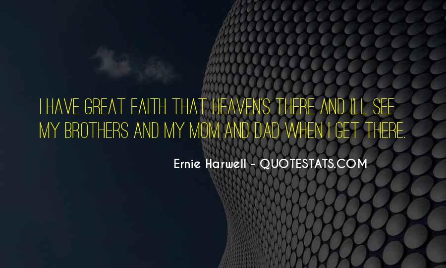 Quotes About A Dad In Heaven #810602