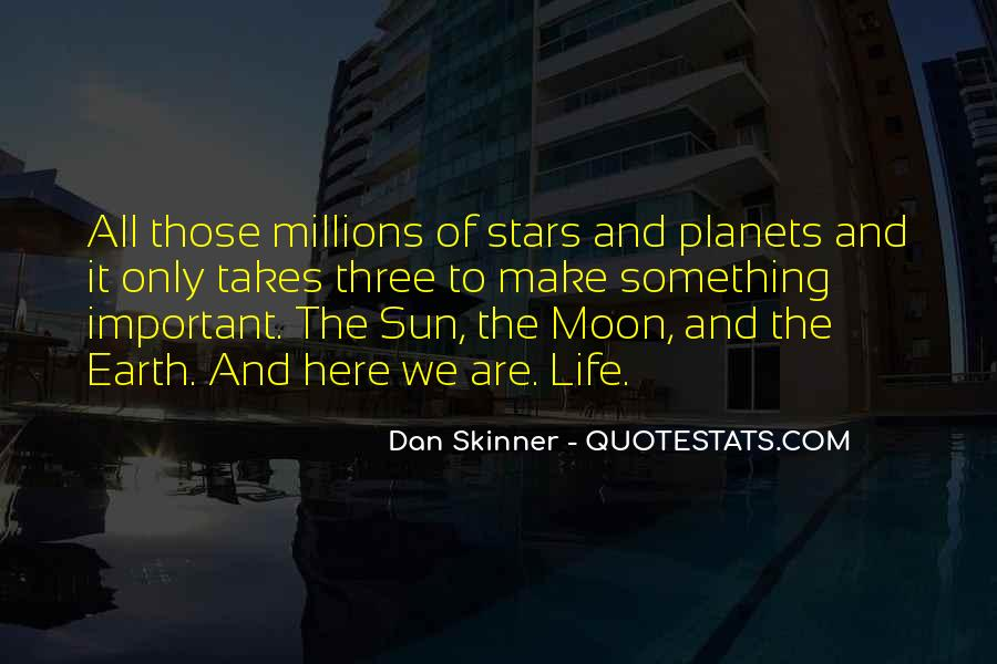 Quotes About Planets And Love #1313957