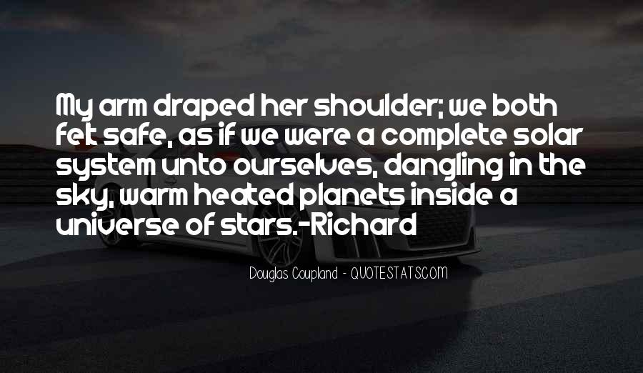 Quotes About Planets And Love #1376760