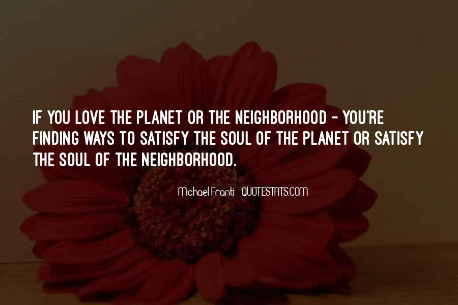 Quotes About Planets And Love #455308