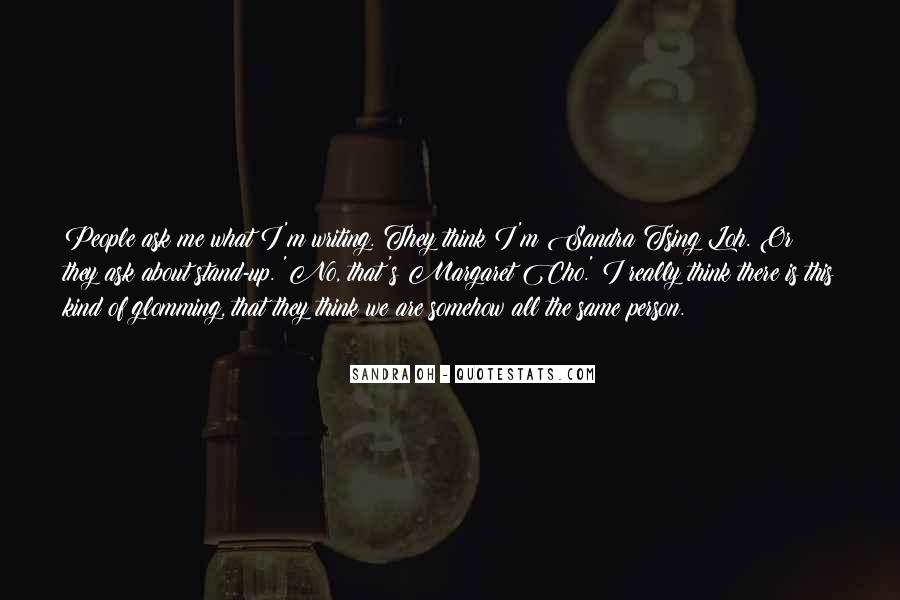Cho's Quotes #1272166