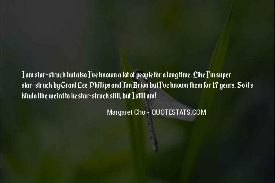 Cho's Quotes #232566