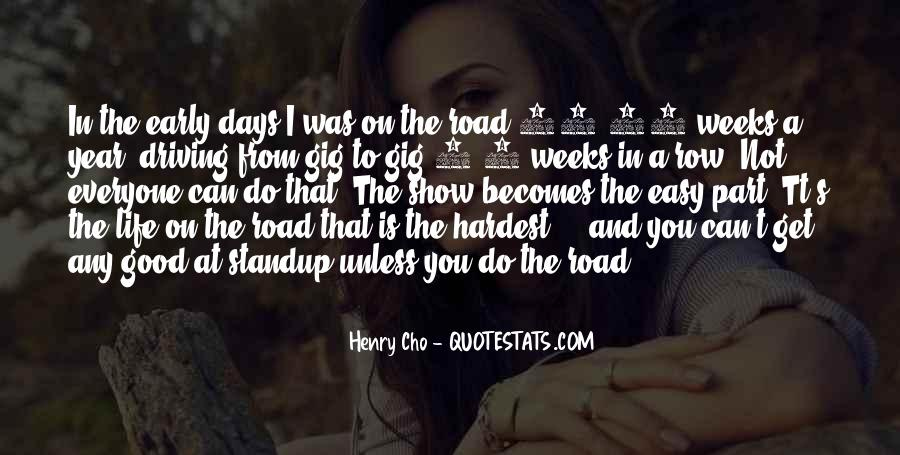 Cho's Quotes #237510