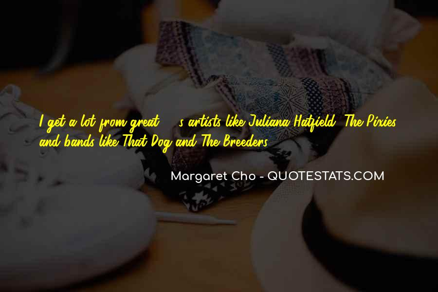 Cho's Quotes #31507