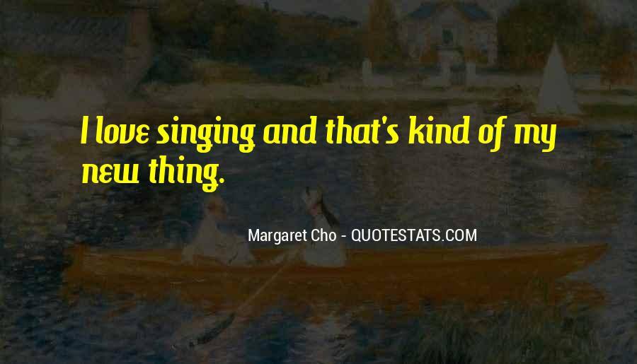 Cho's Quotes #608219
