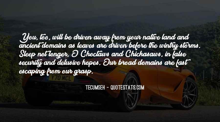 Choctaws Quotes #328542