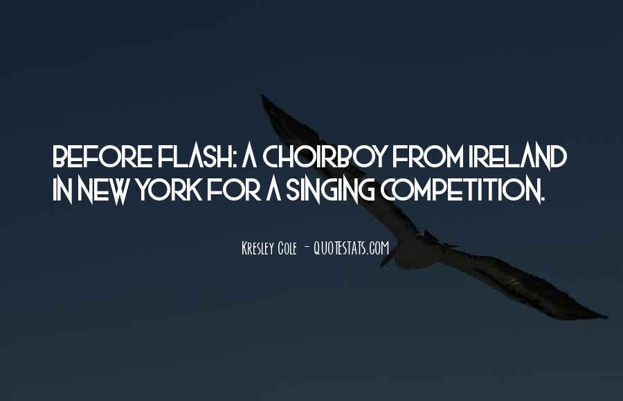 Choirboy Quotes #332642
