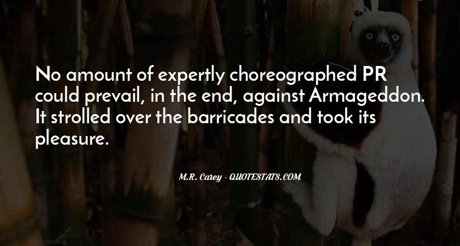 Choreographed Quotes #390166