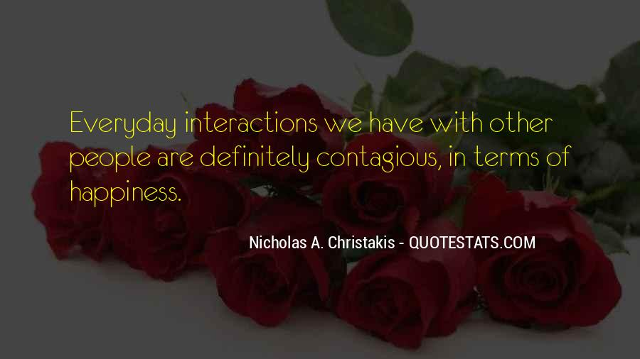 Christakis Quotes #604725