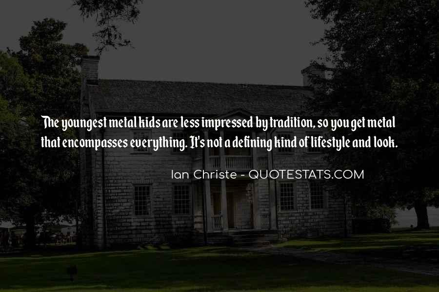 Christe Quotes #994158